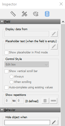 How to Dynamically Hide Buttons in the FileMaker Button Bar